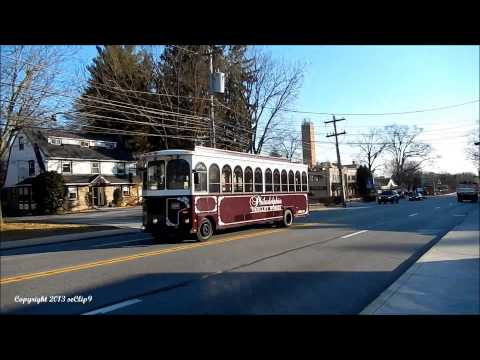 Philadelphia Trolley Works 2001 Freightliner MB-55/StarTrans (Supreme) Trolley? 11-29-2013
