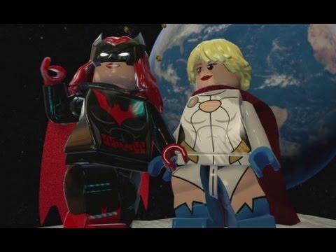 LEGO Batman 3 -  Heroines & Villainesses DLC (Batwoman, Killer Frost, Mera, Plastique, Power Girl)