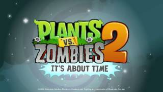 Plants Vs. Zombies 2 It's About Time Cartoo Part 1