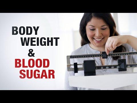 Weight and Diabetes - Dr. Nitika kohli - AIMIL Good Health