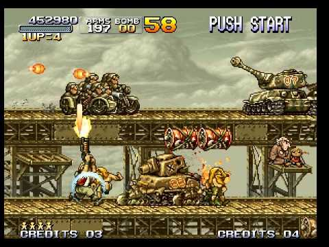 Metal slug parte 2 ultima