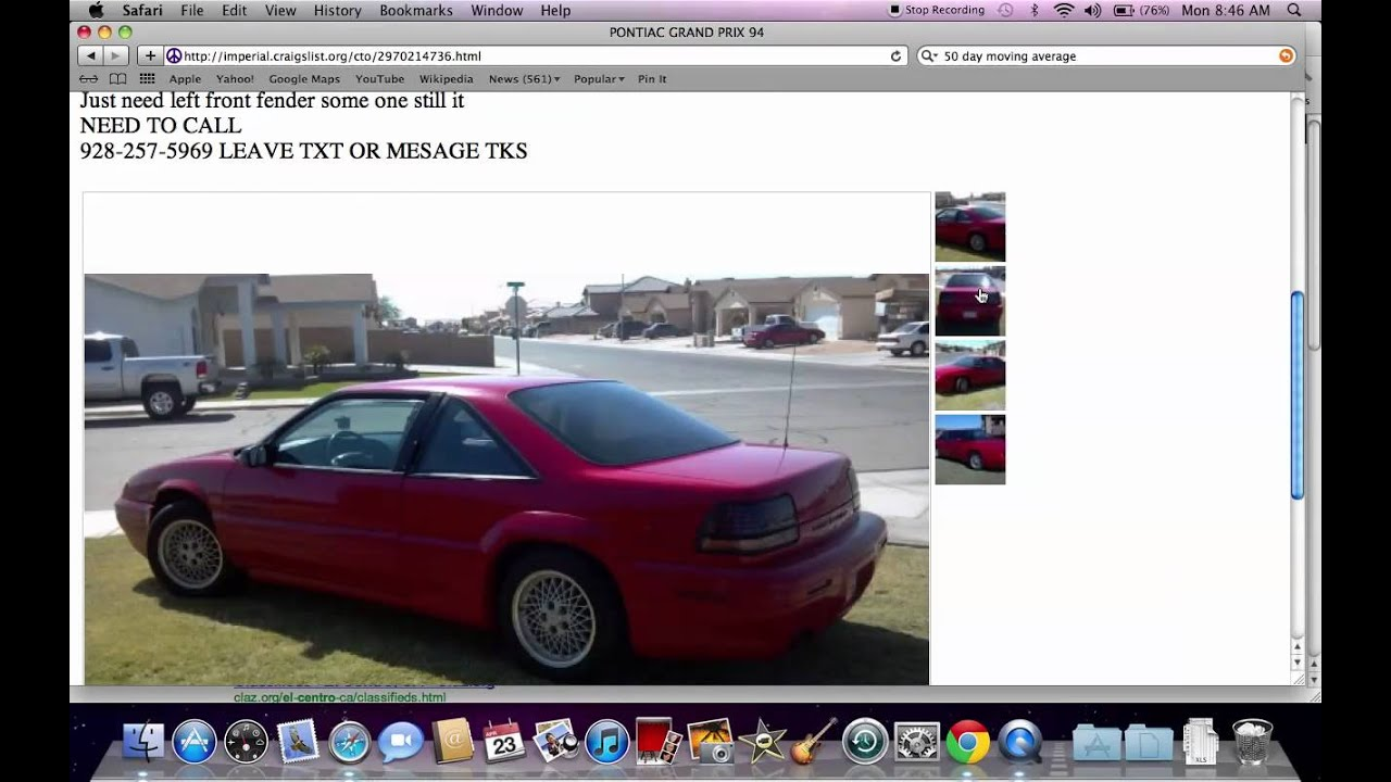 craigslist el centro used cars trucks and vehicles under 1800 youtube. Black Bedroom Furniture Sets. Home Design Ideas