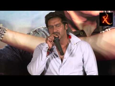 XBwood News : Ajay & Sonakshi In 'Action Jackson' (Action Jackson Trailer)