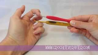 Comparison Of Clover Soft Touch And Amour Crochet Hooks