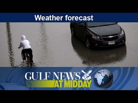 Weather forecast - GN Midday