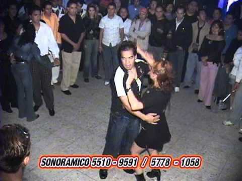 la niña descarada-bailes callejeros ciudad de mexico