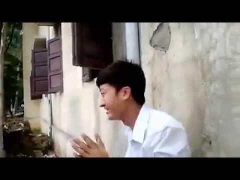 Clip 12a9 trêu cô giáo THPT Yên Lạc hài vl