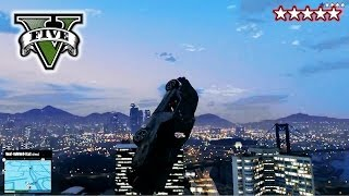 GTA 5 Car Flying Glitch!! Live Stream Goofing With The