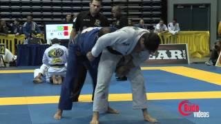 Pan Jiu Jitsu 2012 Open Weight Semi Fianals Gracie X