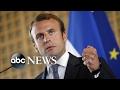 Obama endorses Macron in French election