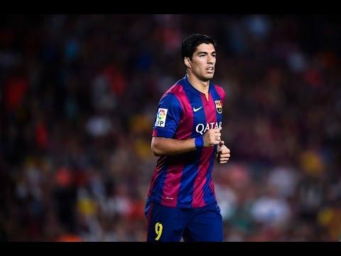 Luis Suarez ● Welcome To Barcelona ● 2014 HD