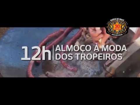 Vídeo 30° Rodeio de Ibaté: 1ª Queima do Alho e Cavalgada ocorre no dia 18