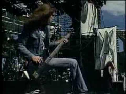 For Whom The Bell Tolls (85' w/ Cliff Burton)