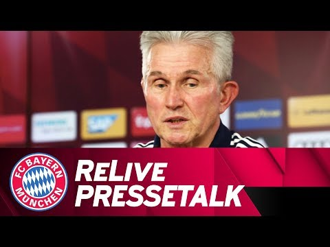 Manager's Preview w/ Jupp Heynckes | FC Bayern - Hanover 96