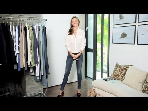 The body beautiful with Miranda Kerr: Off-duty dressing | NET-A-PORTER.COM