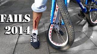 Trial Fail Compilation 2014 - Crashes Fails