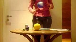 Experimento Movimientos De Rotación Y Traslación