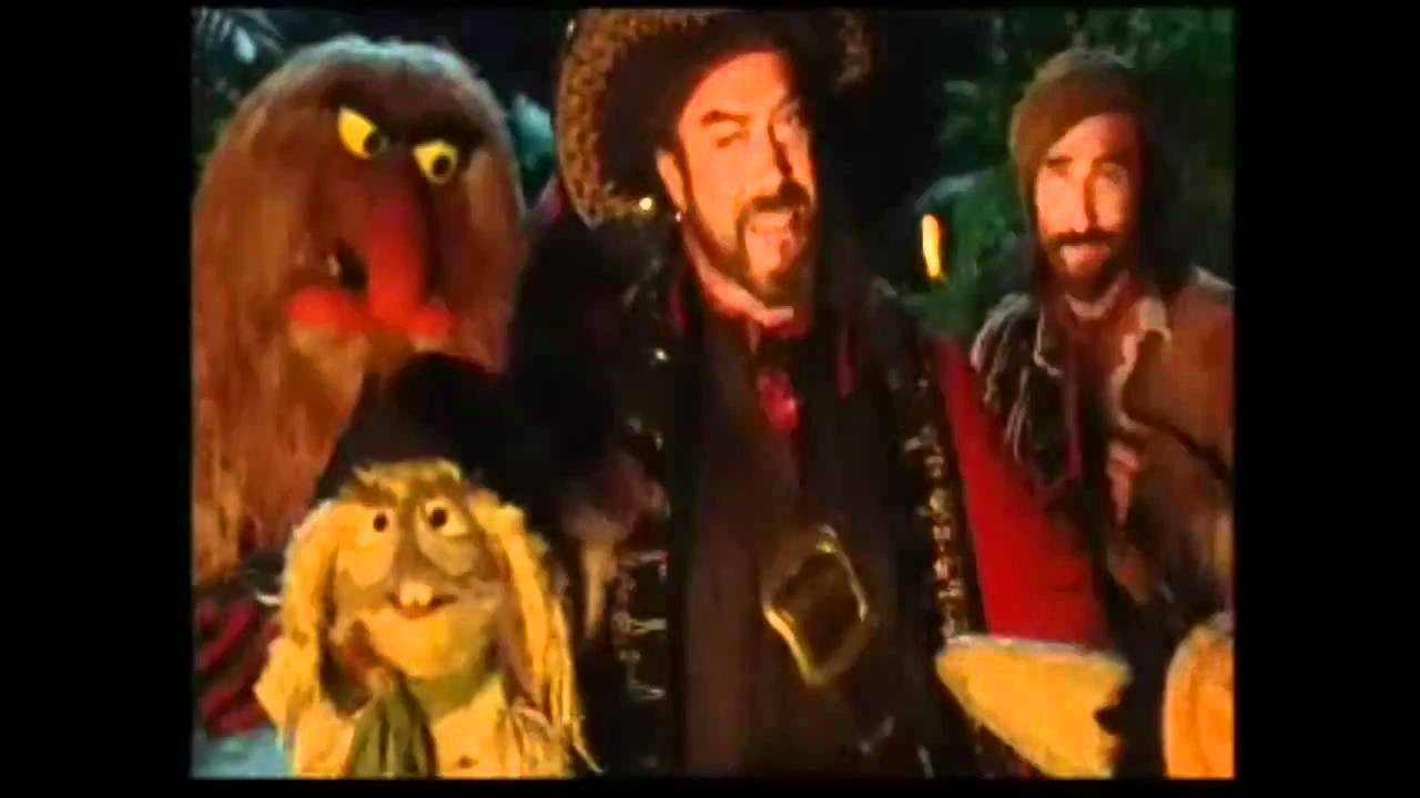 Muppet Treasure Island Lyrics Professional Pirate