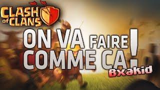 [Clash Of Clans] On Va Faire Comme ça ! Tuto Hdv 5 Et 6