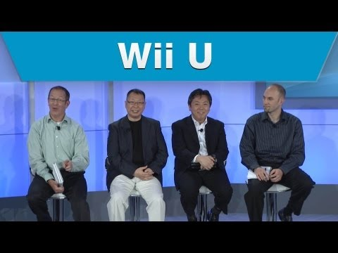Nintendo All-Access Wii U Developer Discussion @ E3 2012