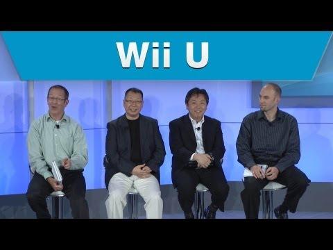 Nintendo All-Access Wii U Developer Discussion @ E3 2012