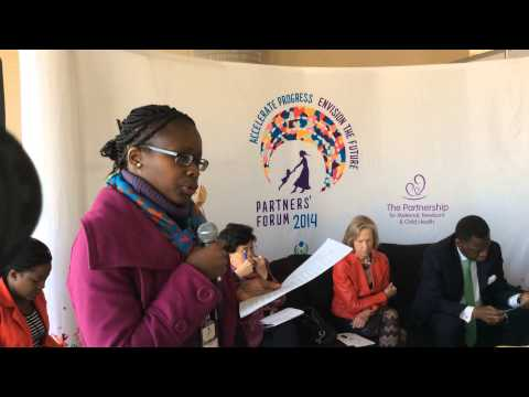Youth Recommendations for PMNCH and the Post-2015 Agenda
