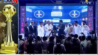 Nagarjuna Funny Answers & Speech at TV5 Business Leaders Awards 2015 Event