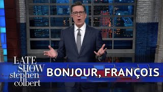 Trump's Ménage À Terrible Phone Call With France