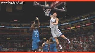 NBA 2k14 TOP 10 DUNKS