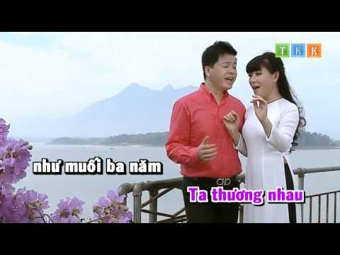Em Vẫn Chờ Anh - Bùi Lê Mận ft Đăng Dương Karaoke Beat