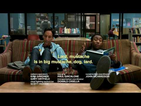 "Community Spanish Rap, From Season 1, Episode 2 ""Spanish 101"". Abed (Danny Pudi) & Troy (Donald Glover) close the episode with their Spanish rap, ""La Biblioteca."" This clip is the ..."
