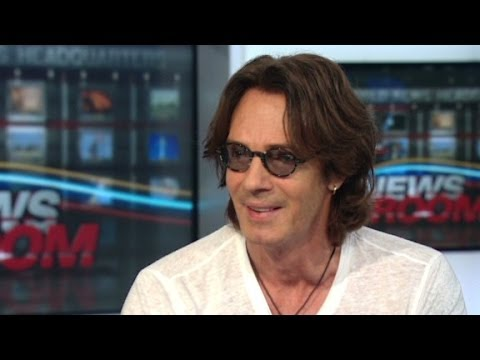 Rick Springfield book getting rave reviews