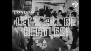 Let's All Be Beatles! 1963