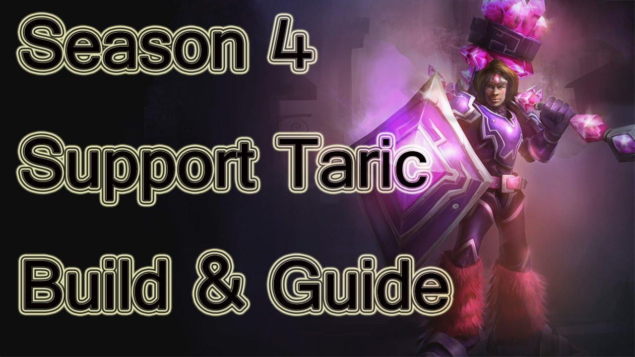Taric Build S9 | Runes, Item Build, Skill Order and Stats ...