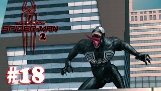 The Amazing Spider-Man 2 Boss Venom Gameplay Walkthrough