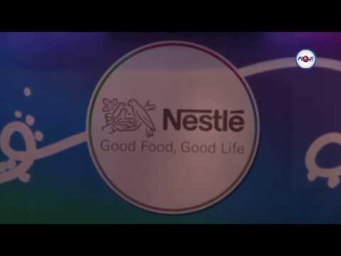 جديد شركة NESTLE من معرض الفلاحة بمكناس