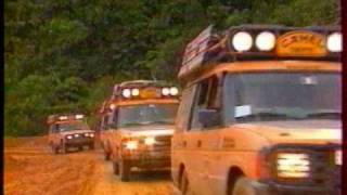 Camel Trophy Malaysia 1993 Part1