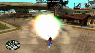 Gta San Andreas Dragon Ball Z Kai Mod + Link Download