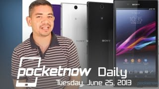 Sony Xperia Z Ultra, SmartWatch 2, New GS4 And More