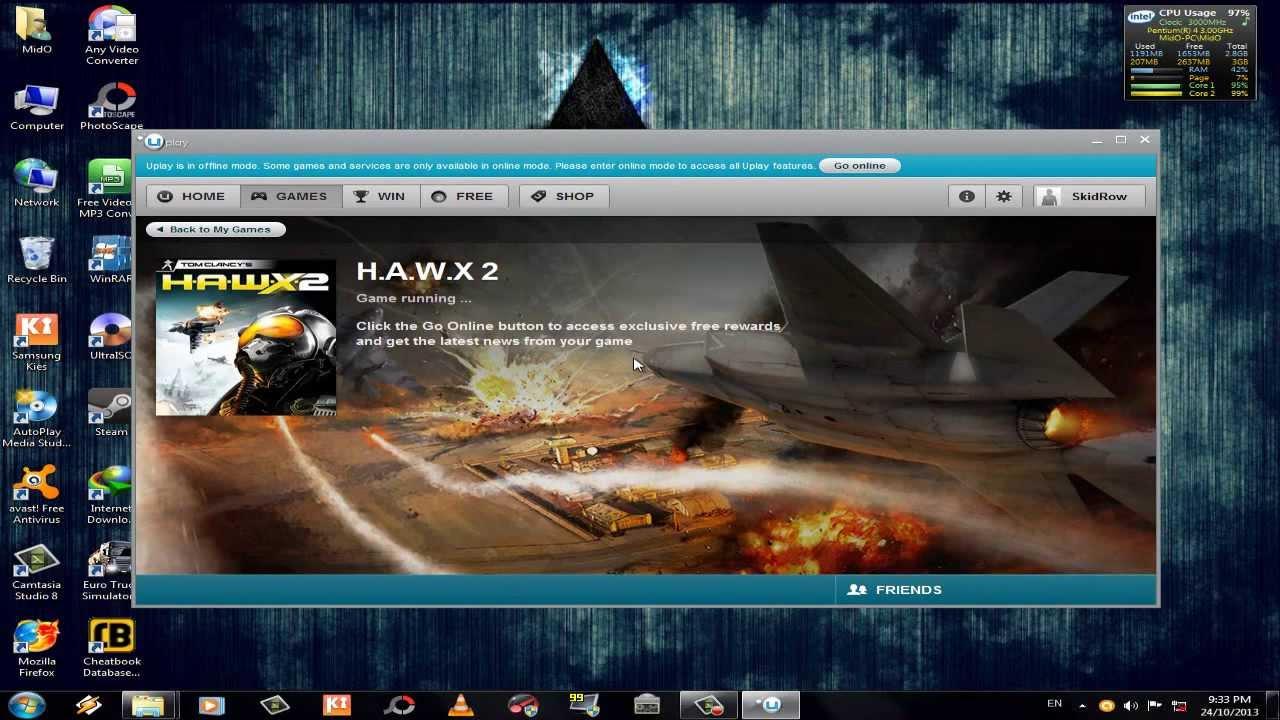 Hawx 2 Cd Key Generator