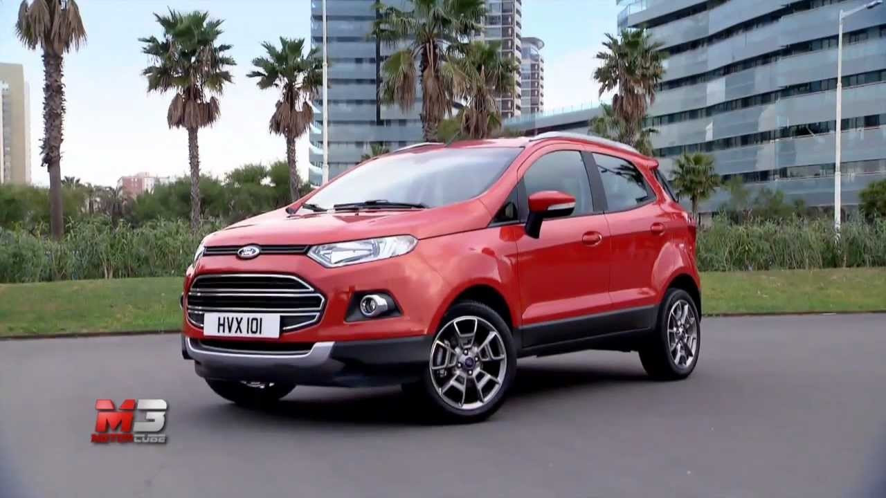 test ford ecosport 2013 youtube autos weblog. Black Bedroom Furniture Sets. Home Design Ideas