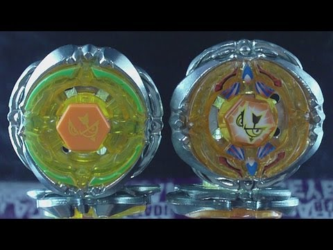 Beyblade Flash Sagittario 230WD (Hasbro VS Takara Tomy) The Difference HD! AWESOME