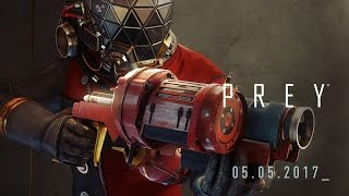 Prey - The First 35 Minutes of Gameplay