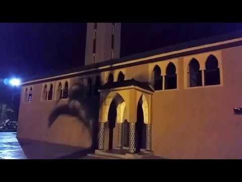 تراويح مسجد السنة: القارئ ابراهيم فاضلي