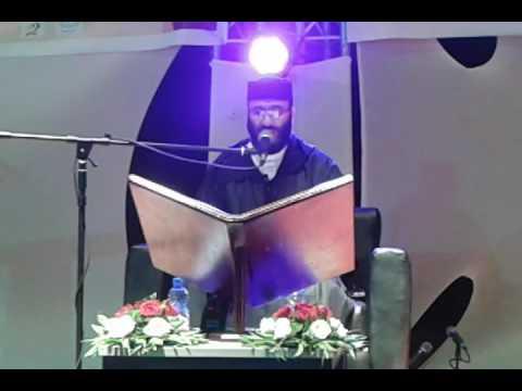 تلاوة مؤثرة للشيخ عبد العزيز الكرعاني في مهرجان إشراقات رمضانية بتارودانت