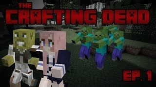 Welcome to the Apocalypse | The Crafting Dead | Ep. 1