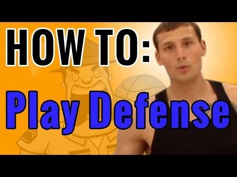 Basketball Defense Tips & Drills: How To Play Defense