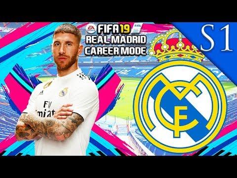 LA LIGA TITLE WINNERS? FIFA 19: REAL MADRID CAREER MODE S1 #17