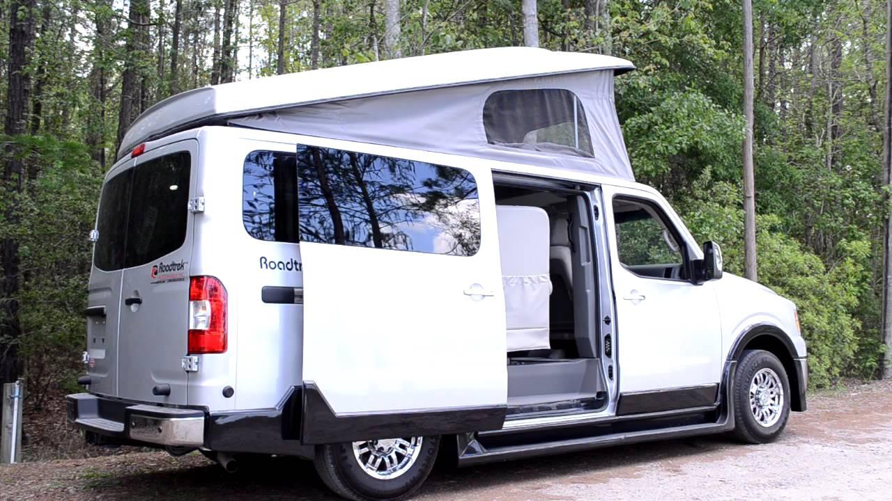 Roadtrek N6 Active Van Video.mp4 - YouTube