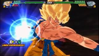 [WII]Dragon Ball Z:Budokai Tenkaichi 3 Version Latino Beta